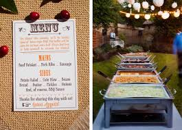 Wedding Ideas On A BudgetDiy Backyard Wedding Decorations