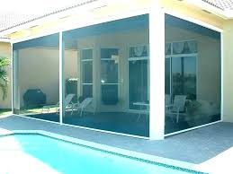 mosquito screen for patio outdoor screens tropical netting porch wonderful in net ideas diy