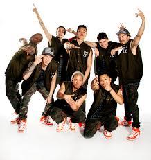 Asian hip hop groups