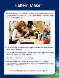 Pattern Maker Jobs