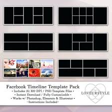 viewing photography cover banner template for adobe facebook photo collage photo resume free layered design