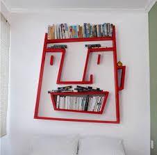 Excellent Unique Bookshelves Photo Decoration Ideas  TiksporUnique Bookshelves