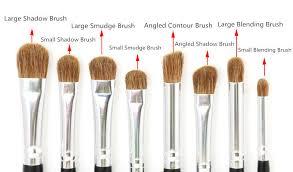 types of eye makeup brushes. best eye makeup brush set types of brushes n