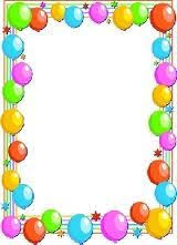 birthday balloons border clip art. Interesting Birthday Birthday Balloons Clipart Especially Balloon Borders Comes In  Handy For Making Cards And Gifts Great Ideas Free Clipart Resources Throughout Balloons Border Clip Art D
