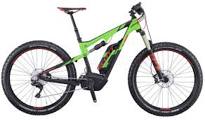 first look scott 2016 electric mountain bikes