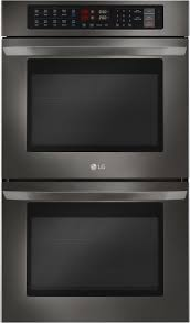 lg double wall oven lwd3063bd featured c55e4 double wall ovens from 27 electric