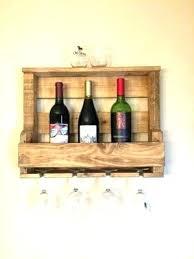 pallet wine glass rack. Wine Rack Pallet Medium Size Of Ideas . Advertisement Glass