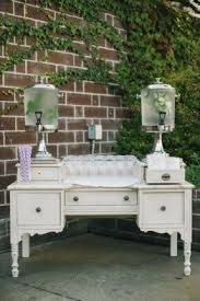 antique vanity set furniture. cute vintage vanity welcome beverage station antique set furniture
