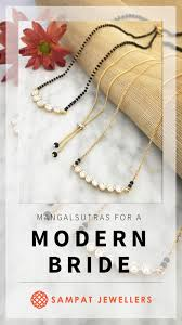 Image Design Jewellery Inc Delicate Mangalsutra Designs Simple And Moder Mangalsutra