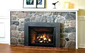 coal fireplace insert vent
