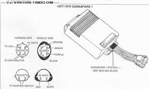 1975 ford duraspark wiring diagram wiring diagram and hernes ford tfi ignition wiring diagram image about