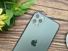 Iphone 11 pro max 64gb / màu xanh bóng đêm / máy 99% - 24.500.000đ