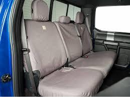 covercraft carhartt gravel rear seat covers ssc3443cagy 05 ssc3443cagy 06 ssc8445cagy 10