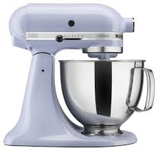 kitchenaid mixer metallic chrome. kitchenaid ksm150pslr ksm150pswh artisan lavender cream 5 quart stand mixer kitchenaid metallic chrome h