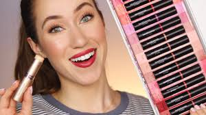 using new bareminerals makeup