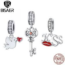<b>BISAER Top Quality</b> 925 Sterling Silver | 925 jewelry, Jewelry gifts ...