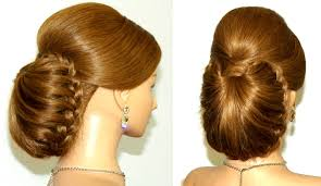 You Tube Hair Style braided updo hairstyle for long hair tutorial youtube 5754 by wearticles.com