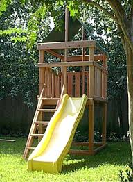 backyard fort plans jacks backyard redwood endeavor fort kit the plan is looks like a manageable