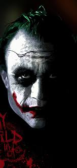 1125x2436 Joker Its Funny World We Live ...