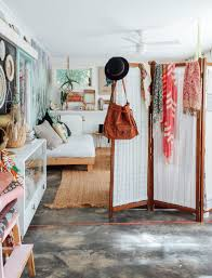 Loft Bedroom Privacy House Tour Boho Maximalism In Western Australia House Tours
