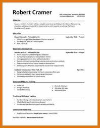 Coursework On Resume Templates Classy Coursework On Resume Template Lezincdc