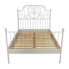 IKEA Ikea Leirvik Full Size Bed Frame second hand
