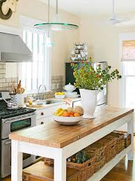 Small Picture 12 Freestanding Kitchen Islands The Inspired Room