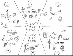 Small Picture Brilliant food group coloring pages with food coloring pages