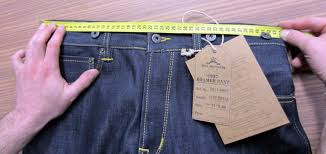 How To Measure Your Denims Pike Brothers Gmbh Superior