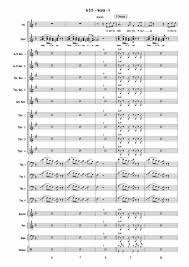 Includes midi and pdf downloads. S O B Nathaniel Rateliff Jazz Ensemble W Vocals Score Amp Parts By Digital Sheet Music For Score Set Of Parts Download Print H0 405923 Sc000054446 Sheet Music Plus
