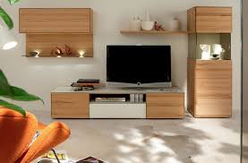 Small Picture TV Stand Furniture with Wooden Wall Unit by Hulsta Home Design