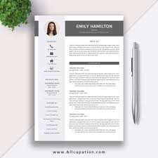 Word Resume Template Free. Free Ms Word Resume And Cv Template Cv ...