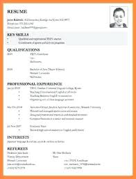 Resume Format For Applying Job In Dubai Apply Curriculum Vitae Jobs