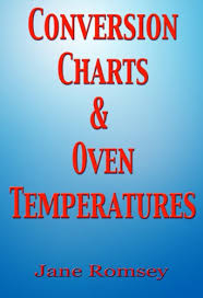 Liquid Capacity Conversion Chart Conversion Charts And Oven Temperatures Baking Aid To Convert Cups Ounces And Liquid Measurements Traditional British Recipes Book 6