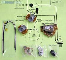 fender wiring kit knobs jacks switches wiring kit for import fender telecaster tele complete w diagram made in
