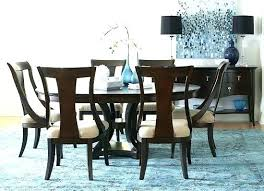 dining room table with chairs wheels set tables rooms park round brilliant sets ins