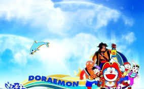 doraemon and friends doraemon wallpaper 33152135 fanpop