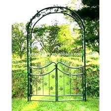 garden arch with side seats stunning bench gallery design and arches for metal archway medium kensington garden arch with seat wrought iron