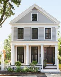 exterior colonial house design. With Origins That Date Back To Our Country\u0026 Beginnings, Colonial-style Homes Offer A Restrained, Stately Design Aesthetic In Keeping Their History. Exterior Colonial House