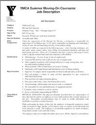 Camp Counselor Resume Sample Day Camp Counselor Resume Example