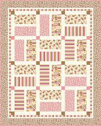 25+ unique Crib quilts ideas on Pinterest   Baby quilt patterns ... & FREE PATTERN: Zoe & Zack Baby Crib Quilts (more sock monkeys . Adamdwight.com