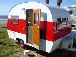 Small Picture 1951 Cozy Cruiser Vintage Trailer for Sale This is a predecessor