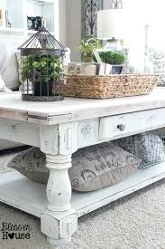 best distressed coffee tables ideas on refurbished pertaining to incredible house whitewashed reclaimed wood table