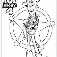 Toy Story 4 Disegni Da Colorare Cartoni Animati