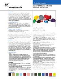 Zeston 2000 Series Color Pvc