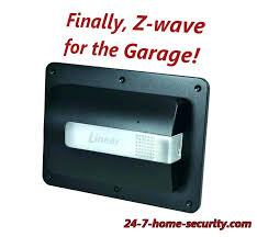 smartthings garage door smart garage door opener garage door opener controller featured smart garage door opener