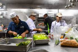 Navy Cook Antietam Gets A Taste Of Thailand