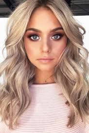 18 hair styles for a blonde hair blue eyes
