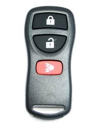 2003 Infiniti FX45 Remote Keyless Entry key fob Transmitter 28268 ...