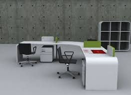 futuristic office furniture. futuristic office desk concept furniture
